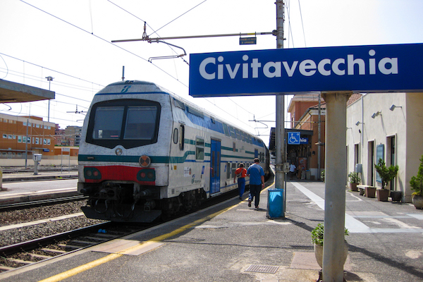 Civitavecchia Train